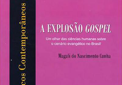 Capa do Livro - A Explosão Gospel