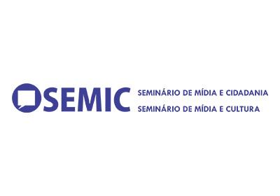 Cartaz - SEMIC 2016 - Seminário de Mídia e Cidadania - Seminário de Mídia e Cultura