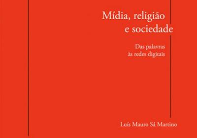 Capa do Livro - Mídia, Religião e Sociedade