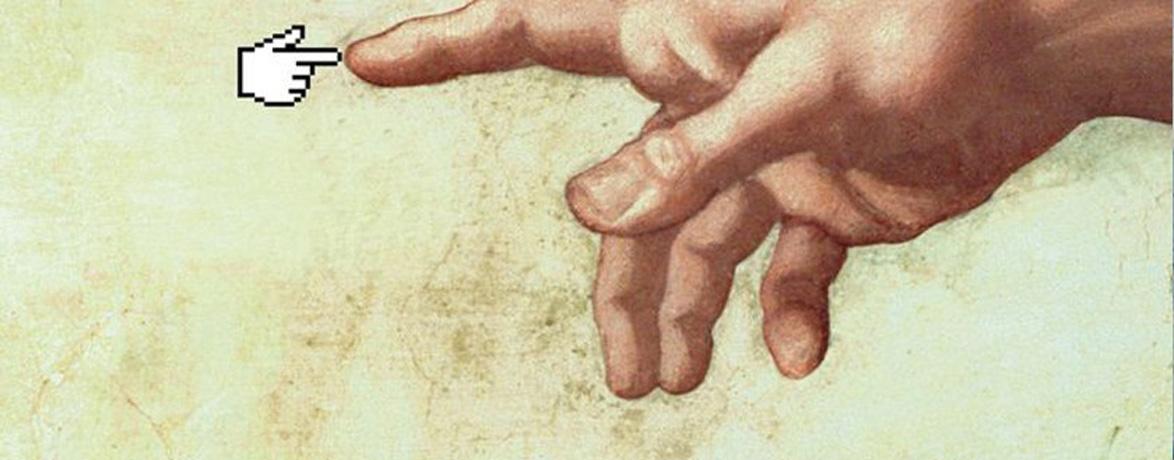 Imagem ilustrativa - Internet e Religião