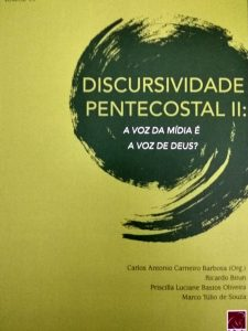capa do livro Discursividade Pentecostal II